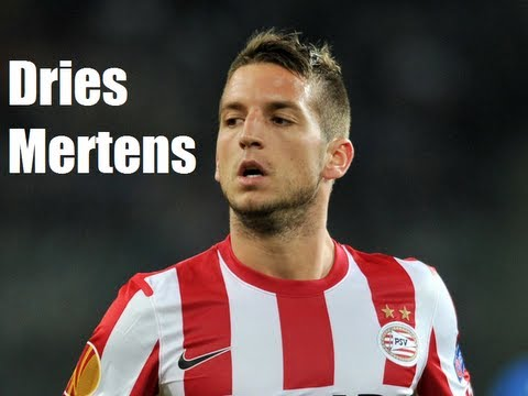 Dries Mertens ► Thank You | Good Luck at Napoli |