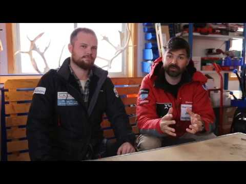 #ArcticLive 9 May 2018: Interview with Nick Scott 1