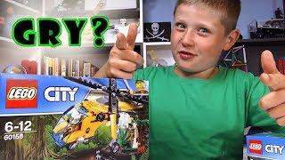 LEGO CITY Jungle + WAŻNA wiadomość !