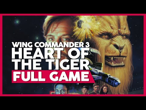 Wing Commander 3 Full Gameplay Playthrough No Commentary Pc