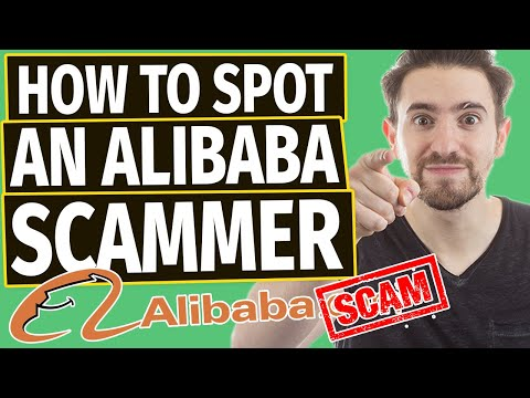 How To Not Get Scammed By An Alibaba Scammer