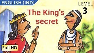 Die König ' s Secret: Englisch Lernen (IND) mit Untertitel - Geschichte für Kinder ''BookBox.com''