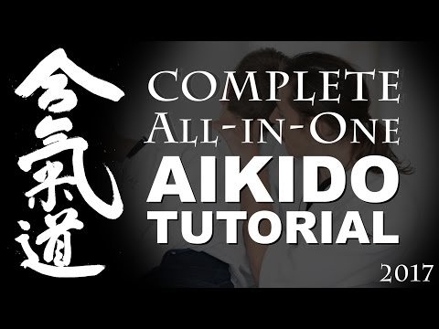 Complete All-in-One Aikido Tutorial - 2017