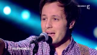 "Vianney - ""Moi Aimer Toi"" - Téléthon 2016"