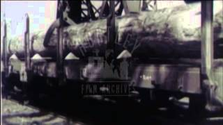 Railways In West Germany, 1970's - Film 92223