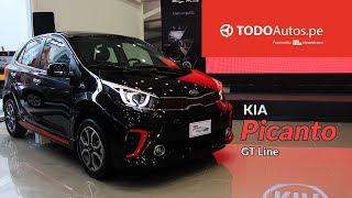 Kia Picanto GT Line 2018 | TODOAutos.pe