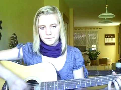 Waka waka this time for africa - Shakira acoustic cover