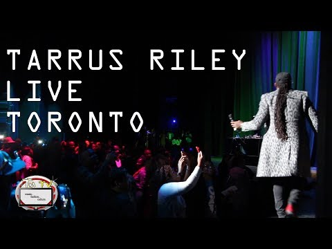 TMTV | Tarrus Riley LIVE In Toronto | One Love Hurricane Relief Benefit Concert