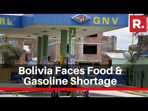 Bolivia Faces Food