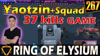 Gambar cover Yaotzin & Squad | 37 kills | ROE (Ring of Elysium) | G267