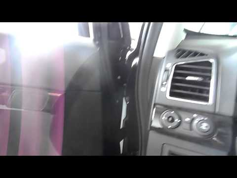 2012 Chevrolet Captiva Review: Exterior and Interior