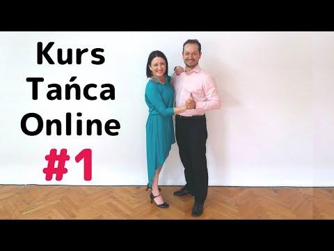 Kurs Tańca Online #1 Walc Angielski, Salsa i Dostawczak :)
