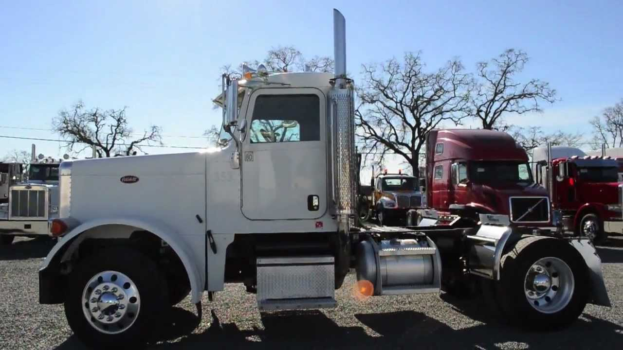 Used Peterbilt 379 Charter Company Truck Sales Youtube