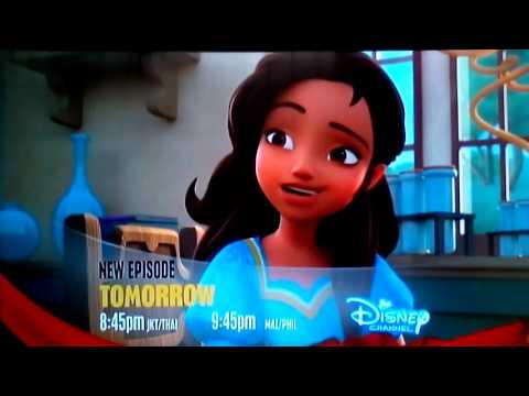 Disney Channel Asia - Continuity (7-15-2017)