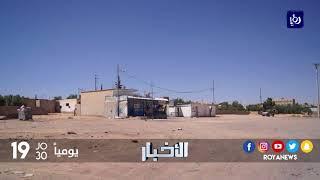 سكان الحميمة في العقبة يطالبون بإعادة تأهيل الشارع الذي يصلها بالمنطقة الأثرية - (13-9-2017)