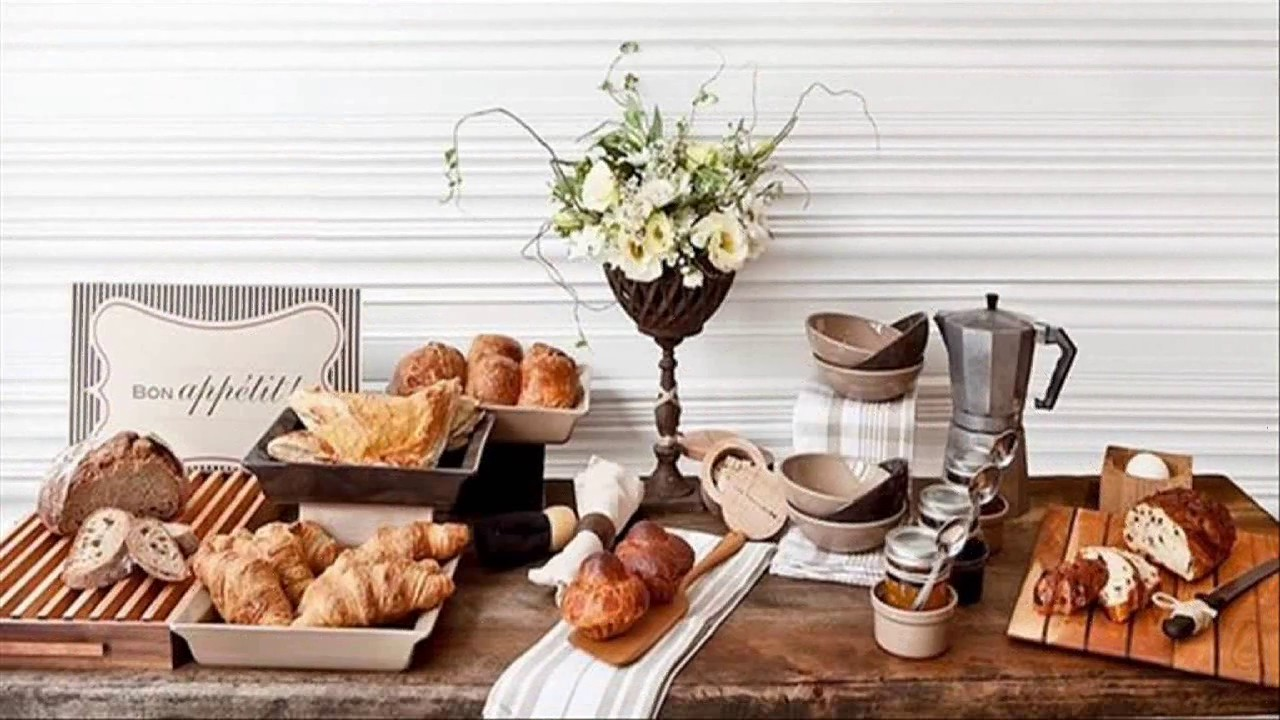 Breakfast Table Decorating Ideas You