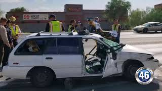 08/16/2018 | Accident on Highway 160 and Oxbow
