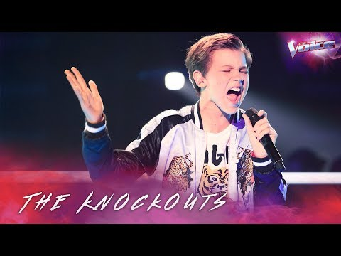 The Knockouts: Josh Richards Sings One Last Time | The Voice Australia 2018