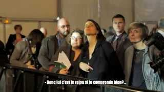 UNDER KONTROL x Aurélie Filippetti (ministre de la culture 2012-2014)