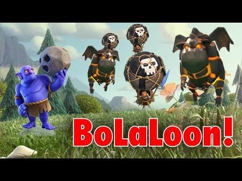 BoLaLoon at TH10: Bigger Kill Squad, Better Loon Pathing