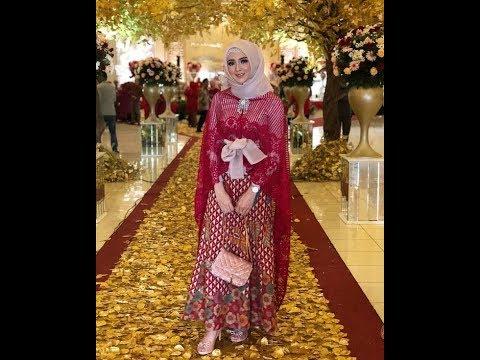 Trend Baju Kebaya Modern Muslim 2018 2019 Youtube