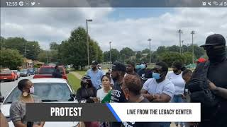 JAY MORRISON PROTEST! Tony the Closer ft. MecheeX and Victims of fraud Part 1