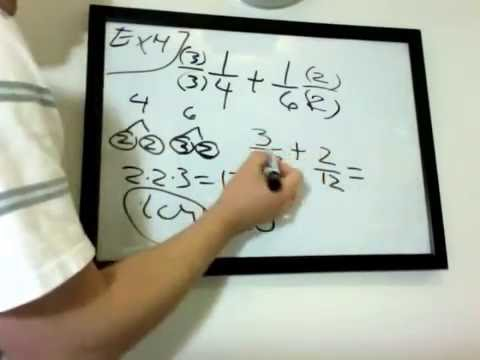 Pre algebra lesson 3 multiplying dividing adding and pre algebra lesson 3 multiplying dividing adding and subtracting fractions youtube ccuart Images