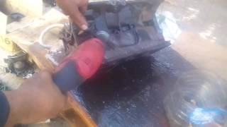 nettoyer un moteur