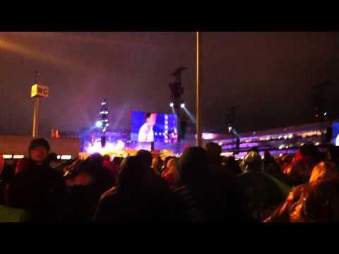 Die Toten Hosen & Greg Graffin Bad Religion  Punk Rock Song ROCK AM RING 2012