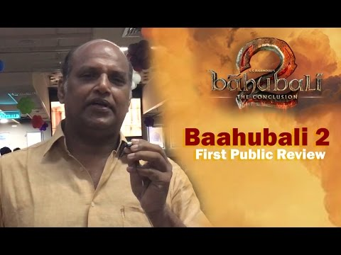 Baahubali 2 The Conclusion Public Review | Mathrubhumi.com