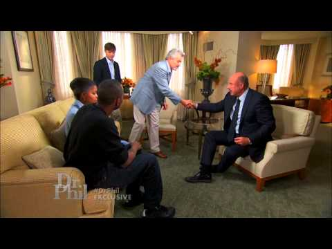 Nick Gordon Makes a Promise to Dr. Phil