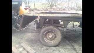 nowy nabytek 2013 zwiastun remontu przyczepy d 47