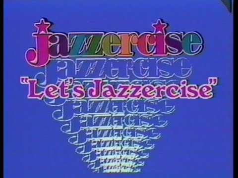 Lets Jazzercise 1983