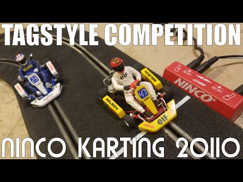 CIRCUIT NINCO KARTING