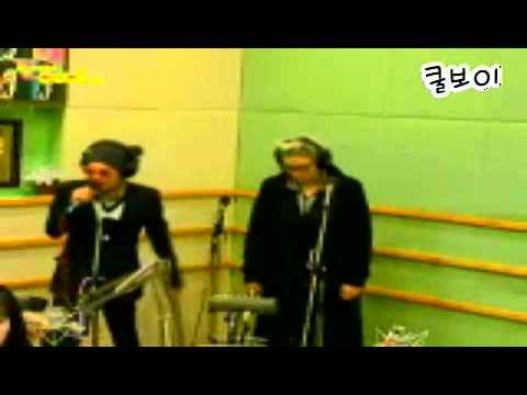 GD&TOP at KBS RADIO - HIGH HIGH