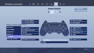 **NEW** CONTROLLER BINDS ON CONSOLE + INSTA EDIT! | Season 6 Changes! | Fortnite BR (PS4)