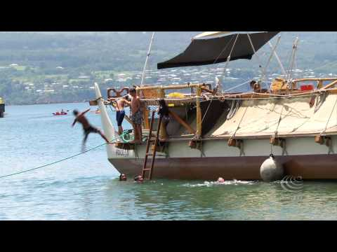 Video Stories | Mālama Hawaiʻi: First Leg Of The Worldwide Voyage