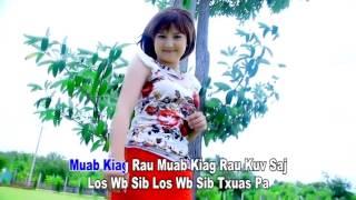 Ntaj Neeb Yaj - Koj sexy Instrumental/karaoke   [HmongSub]