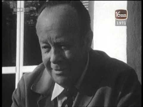 Erik Ode im ORF-Interview (1971)