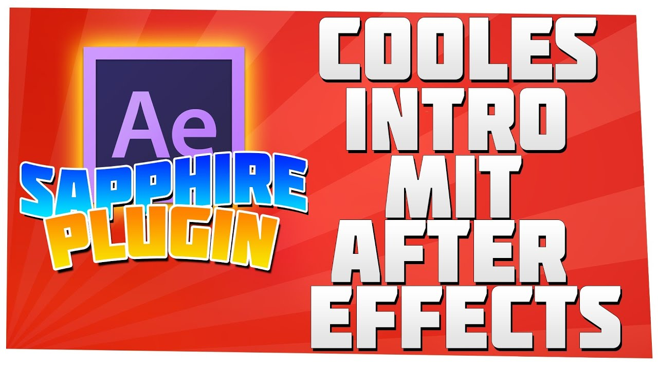 how to download genarts sapphire for after effects