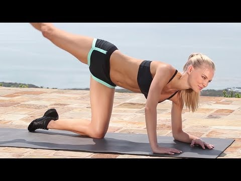 75-Minute Total Body Workout to Speed Up Metabolism & Lose Weight 500-575 Calories