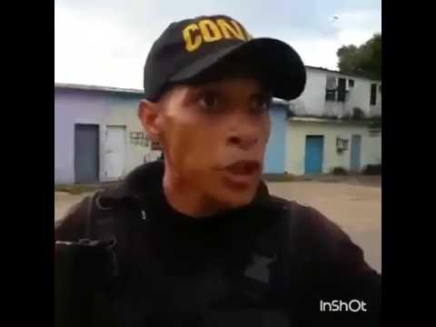 EXPLOSIVO!!! enfrentamiento entre policia y guardia nacional en VENEZUELA (Video Completo)
