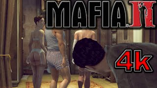 Mafia II PC 4K Gameplay Max Settings 3840x2160p Best 4k Quality on YouTube