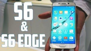 Samsung Galaxy S6 & S6 Edge, primeras impresiones MWC 2015