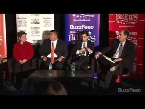 BuzzFeed Brews Immigration Summit - Immigration Policies