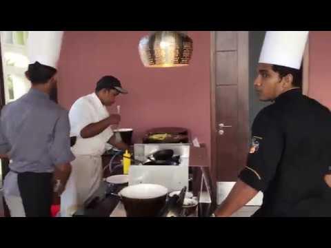 Breakfast, Jetwing Hotel , Jaffna, Sri Lanka