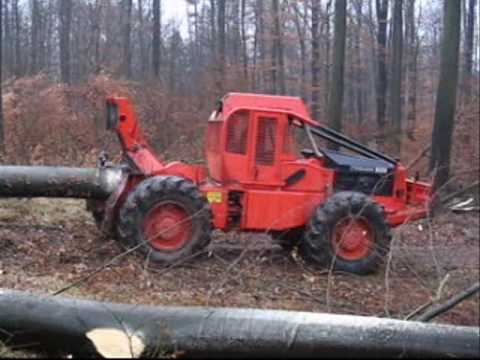 Timberjack 225A Skidder