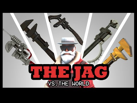 The Jag VS The World [Outdated]