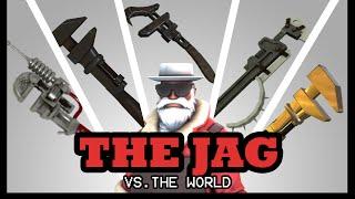 The Jag VS The World