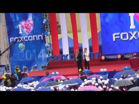 Người đến từ Triều Châu - Foxconn Festival 2014